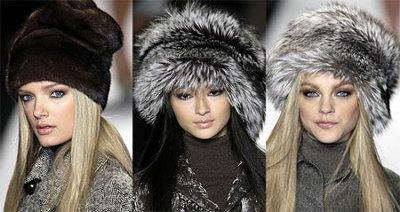 czapki, kapelusz