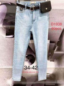 EX1601 Jeansowe damska D-1938