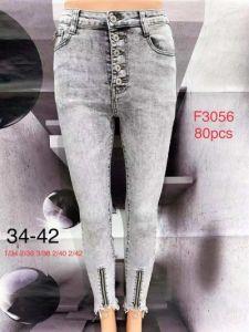EX1601 Jeansowe damska F-3056