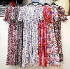 0305 Sukienka damska MG6284 (Produkt Italy)