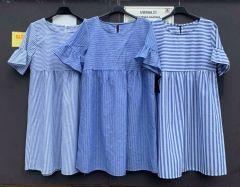 0305 Sukienka damska MG6275 (Produkt Italy)
