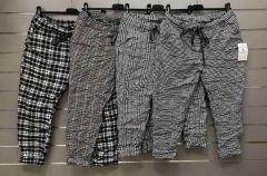 EX2507 Spodnie damska NE257-2  (Product Italy)