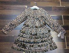 EX2710 Sukienka dziewczęca SK2718