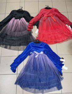 EX2710 Sukienka dziewczęca SK2722