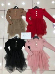 EX2710 Sukienka dziewczęca SK2705