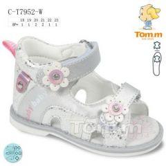 EX0505 Sandały dziecięce C-T7952-W