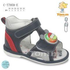 EX0505 Sandały dziecięce C-T7959-E