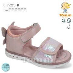 EX0505 Sandały dziecięce C-T9226-B