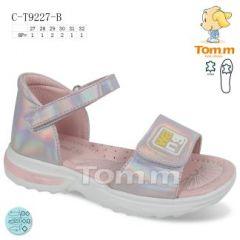 EX0505 Sandały dziecięce C-T9227-B