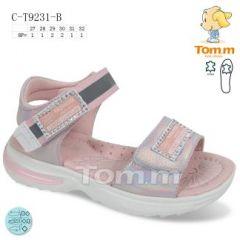 EX0505 Sandały dziecięce C-T9231-B