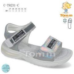 EX0505 Sandały dziecięce C-T9231-C