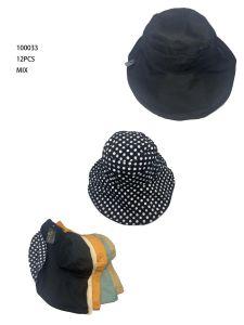 EX1304 kapelusze damska 100033