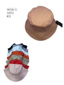 EX1304 kapelusze damska 38726-3