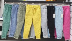 EX2101 Spodnie damskie E1079