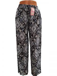 EX0605 Spodnie damskie E2158