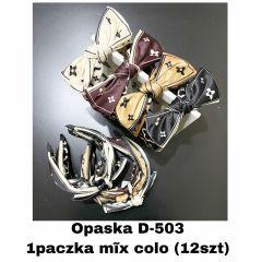 EX0505 Opaska damska OP-D503