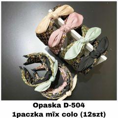 EX0505 Opaska damska OP-D504
