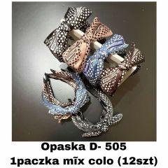 EX0505 Opaska damska OP-D505