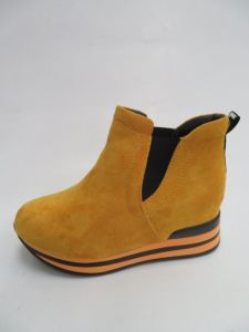 259 Botki damskie 7977-SP Yellow