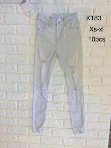 EX0505 Jeansowe damska K183
