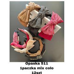 EX0505 Opaska damska OP-511