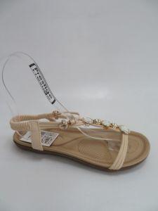 EX2006 Sandały damskie 2013BEIGE