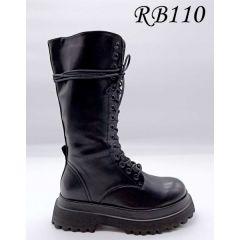269 Botki damskie RB110 BLACK