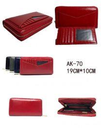 0910 Portfel damski AK-70