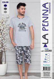 EX0807 Piżama męskie 22260 (Produkt Turkey)