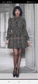 2511 Sukienka damska IM7539 (Produkt Italia)