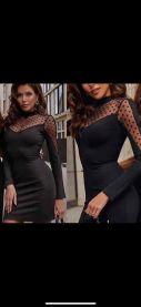 2511 Sukienka damska IM7456 (Produkt Italia)