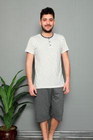 EX0807 Piżama męskie 8937 (Produkt Turkey)