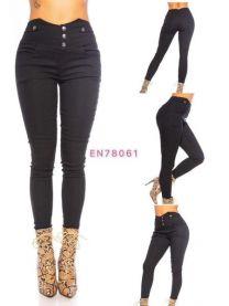 2302 Spodnie damskie EN78061Bla