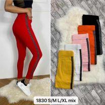 2302 Spodnie damskie 1830Mix