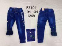 EX1509 Jeansowe dzieciece F3194