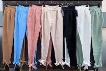 0104 Spodnie damska MG3746 (Produkt Italy)