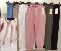 0104 Spodnie damska MG3777 (Product Italy)