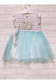 EX2106 Sukienka dziewczęca VNG2114A