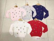 0910 Sweter dziecięce K4821