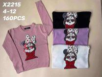 EX0510 Sweter dzieciece C15115