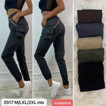 EX1810 Spodnie damskie LG3517
