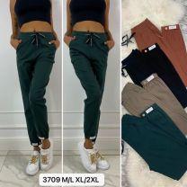 EX1810 Spodnie damskie LG3709