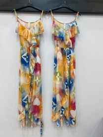 EX2507 Sukienka damska SK257-2 (Product Italy)
