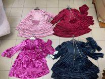 EX2110 Sukienka dziewczęca 21A146