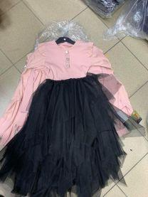 EX2110 Sukienka dziewczęca 21A150