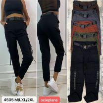 EX1810 Spodnie damskie LG4505