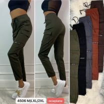 EX1810 Spodnie damskie LG4506