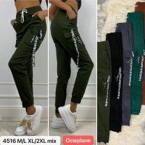 EX1810 Spodnie damskie LG4516