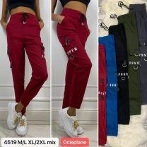 EX1810 Spodnie damskie LG4519