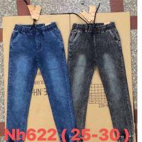 EX1809 Jeansowe dzieciece JW189